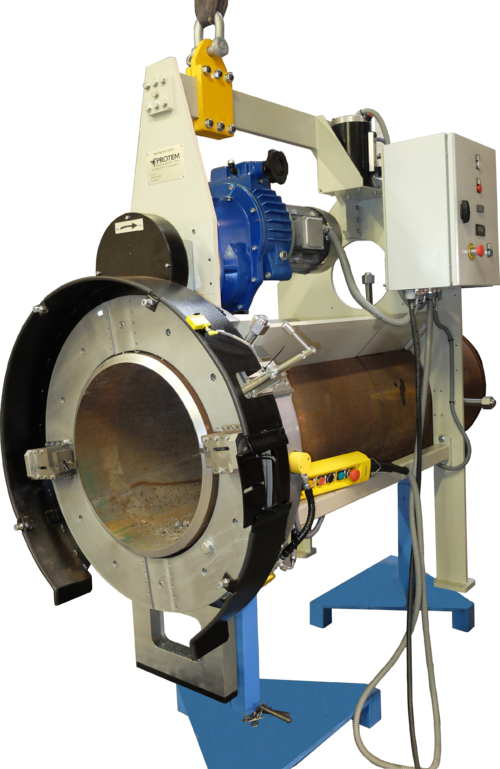 TNOFAB-12-24 - Heavy duty cutting and beveling machine