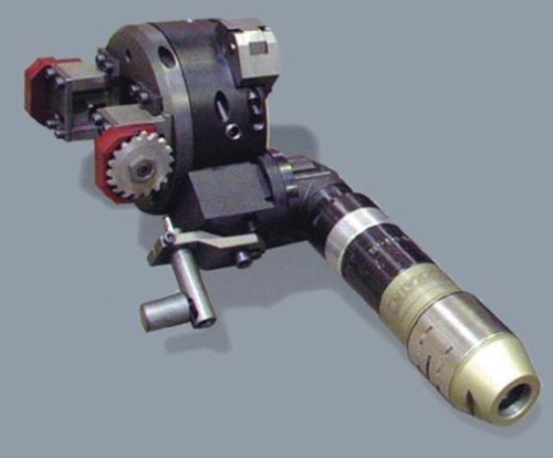 TTSNG33 - Orbital Cutting & Beveling machine Splitframe Clamshell for pipes from 10 to 33 mm