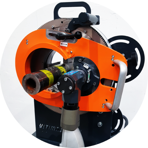 US6 - Ultimate split - Orbital cutting machine - Orbital Cutting Saw