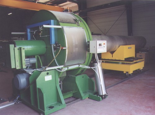 TUBE BEVELING AND FACING EQUIPMENT